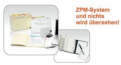 ZPM Beispielbilder auf dem Schreibtisch